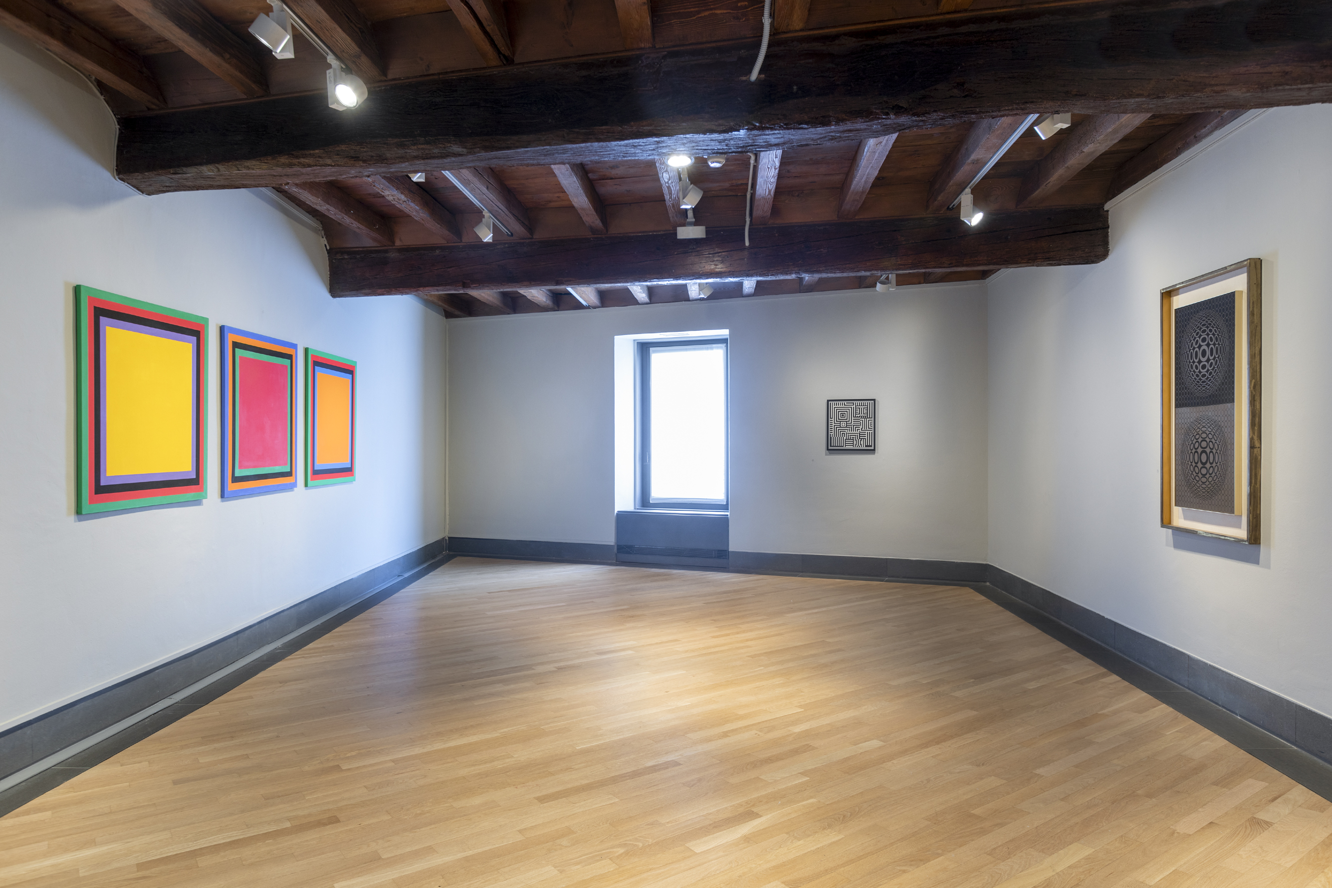 Art Informel, Geometric Abstraction, and Arte Povera Fill the Rooms of Bergamo, Italy's GAMeC -