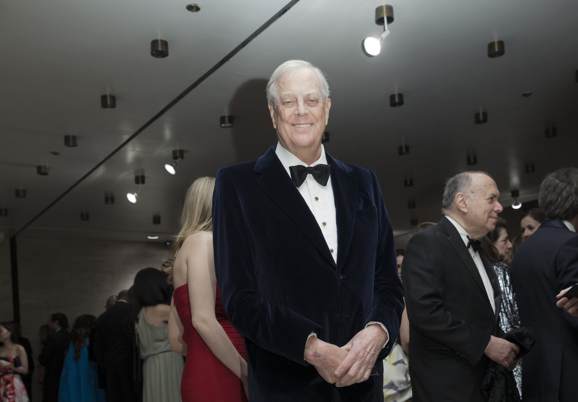 Billionaire David H. Koch, Right-Wing Activist and Philanthropist, Has Died at 79