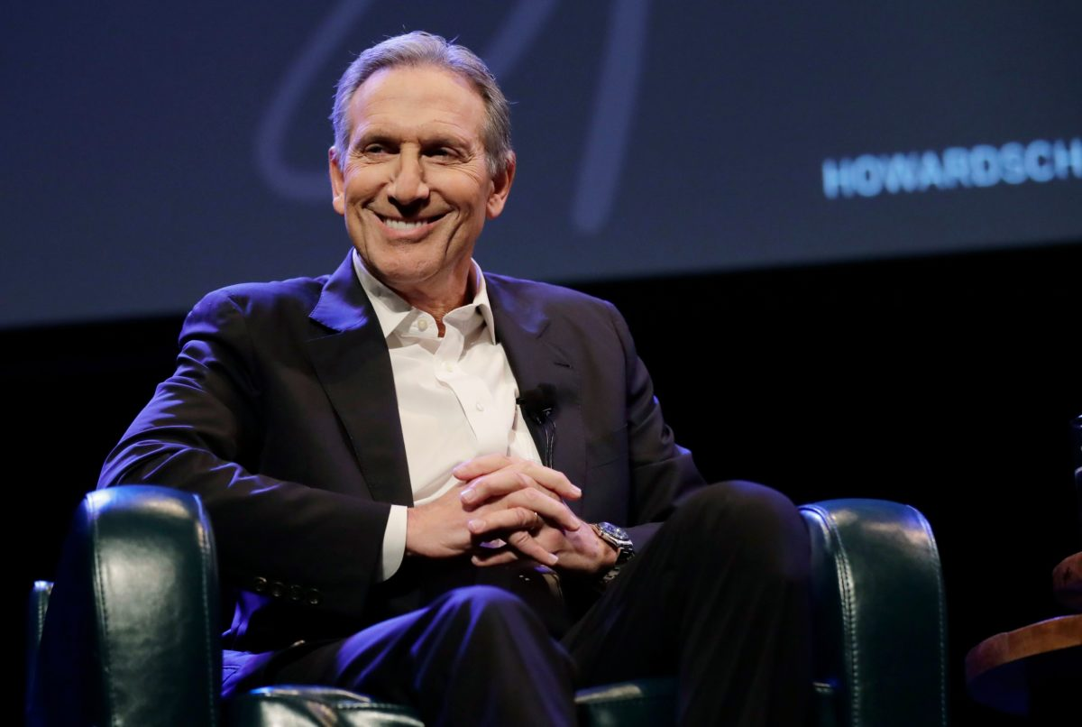 Howard Schultz, Noted Art Collector and Former Starbucks CEO, Drops Out of U.S. Presidential Race