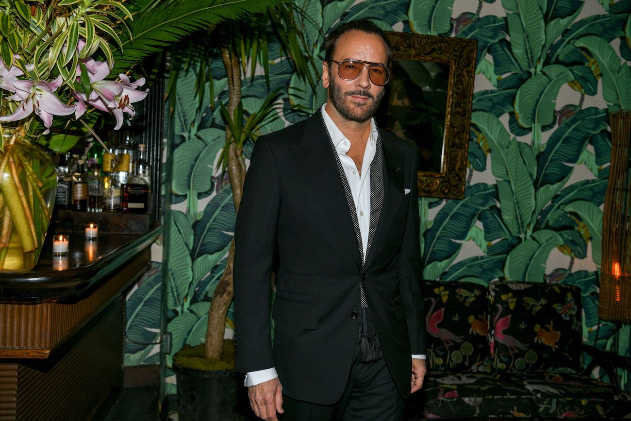Tom Ford on Georgia O'Keeffe: 'I Thought She Was the Strangest Person I Ever Met' -