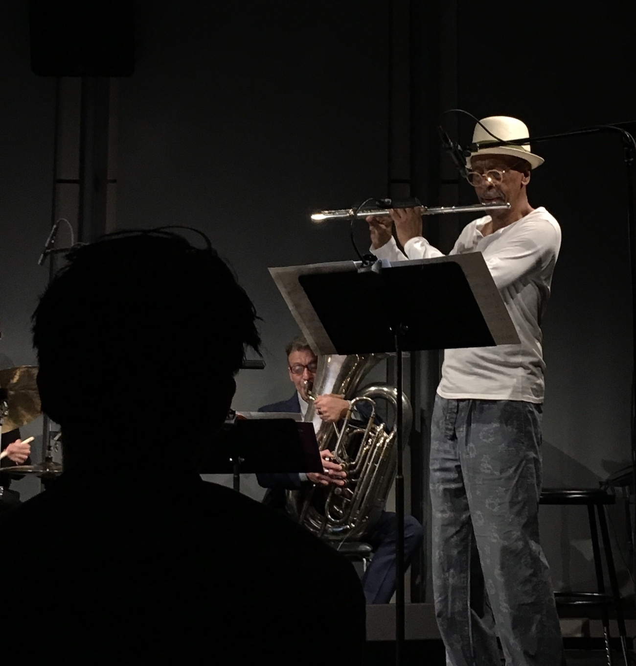 'He Comes and Goes, Very Quietly': Composer Henry Threadgill on Making Music for David Hammons's Whitney Museum–Commissioned Monument to a Historic Manhattan Pier