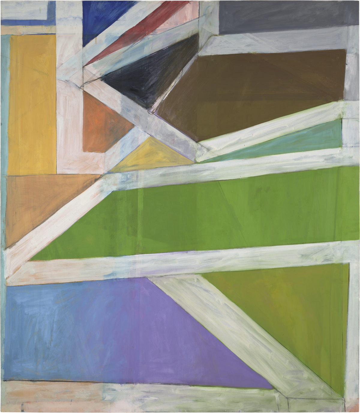 The Genius Next Door: What Legendary Painter Richard Diebenkorn Taught Artist Tony Berlant -