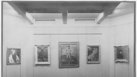 'Cezanne, Gauguin, Seurat, van Gogh' at