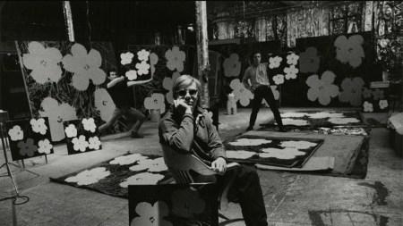 Ugo Mulas Andy Warhol, Philip Fagan,