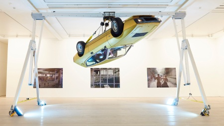 Artist Conrad Shawcross on Acid House