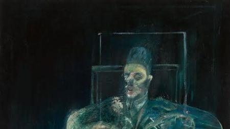 Francis Bacon, 'Pope,' circa 1958