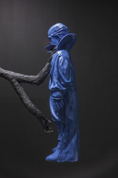 hanged munchkin wizard of oz