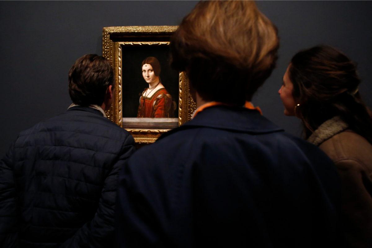 A Guide to the Louvre's Gargantuan Leonardo da Vinci Retrospective