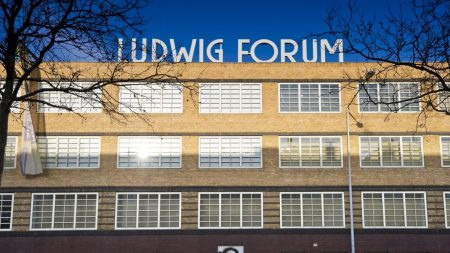 The Ludwig Forum for International Art