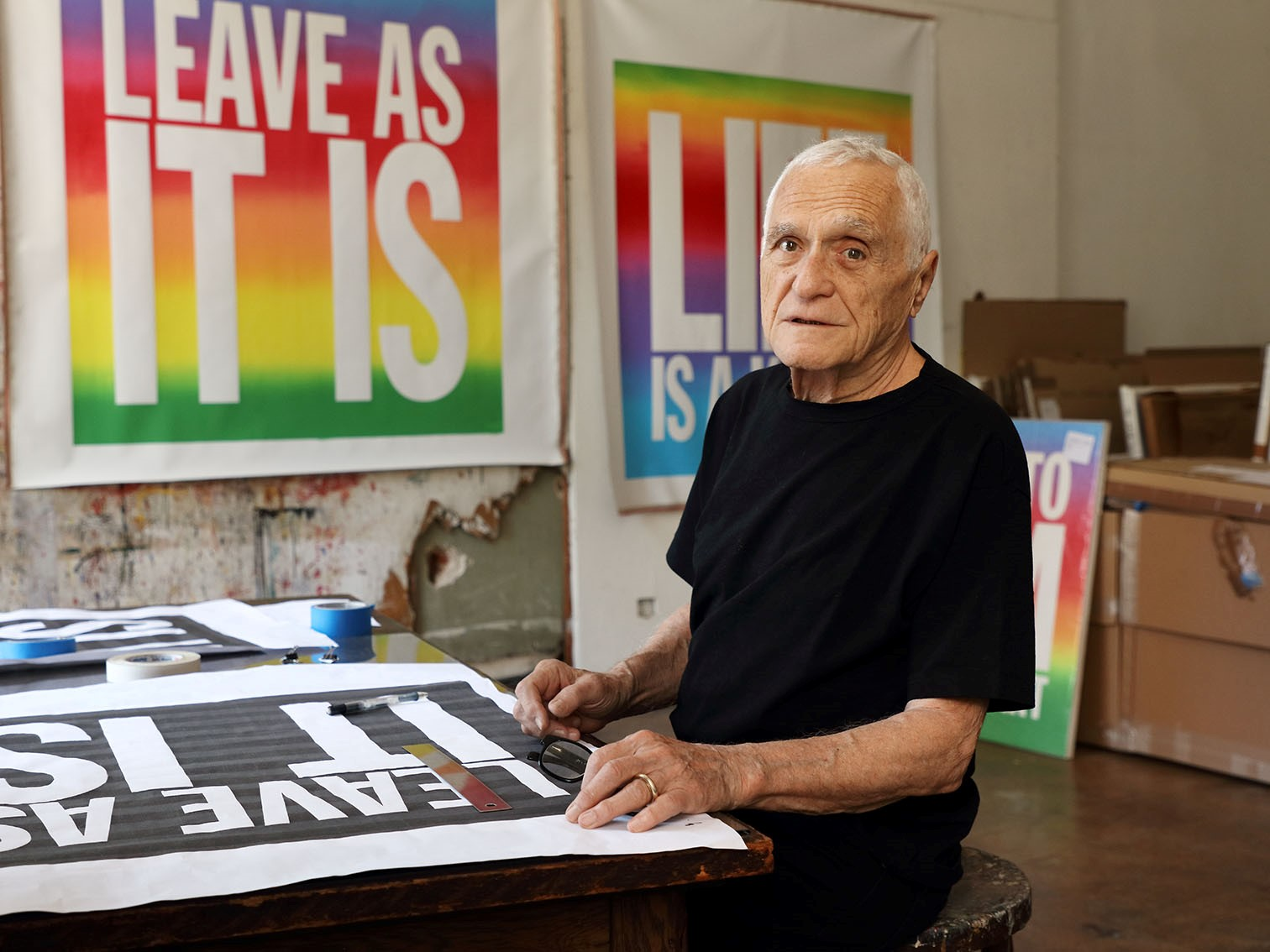 John Giorno, Storied Artist Who Expanded Poetry's Possibilities, Is Dead at 82