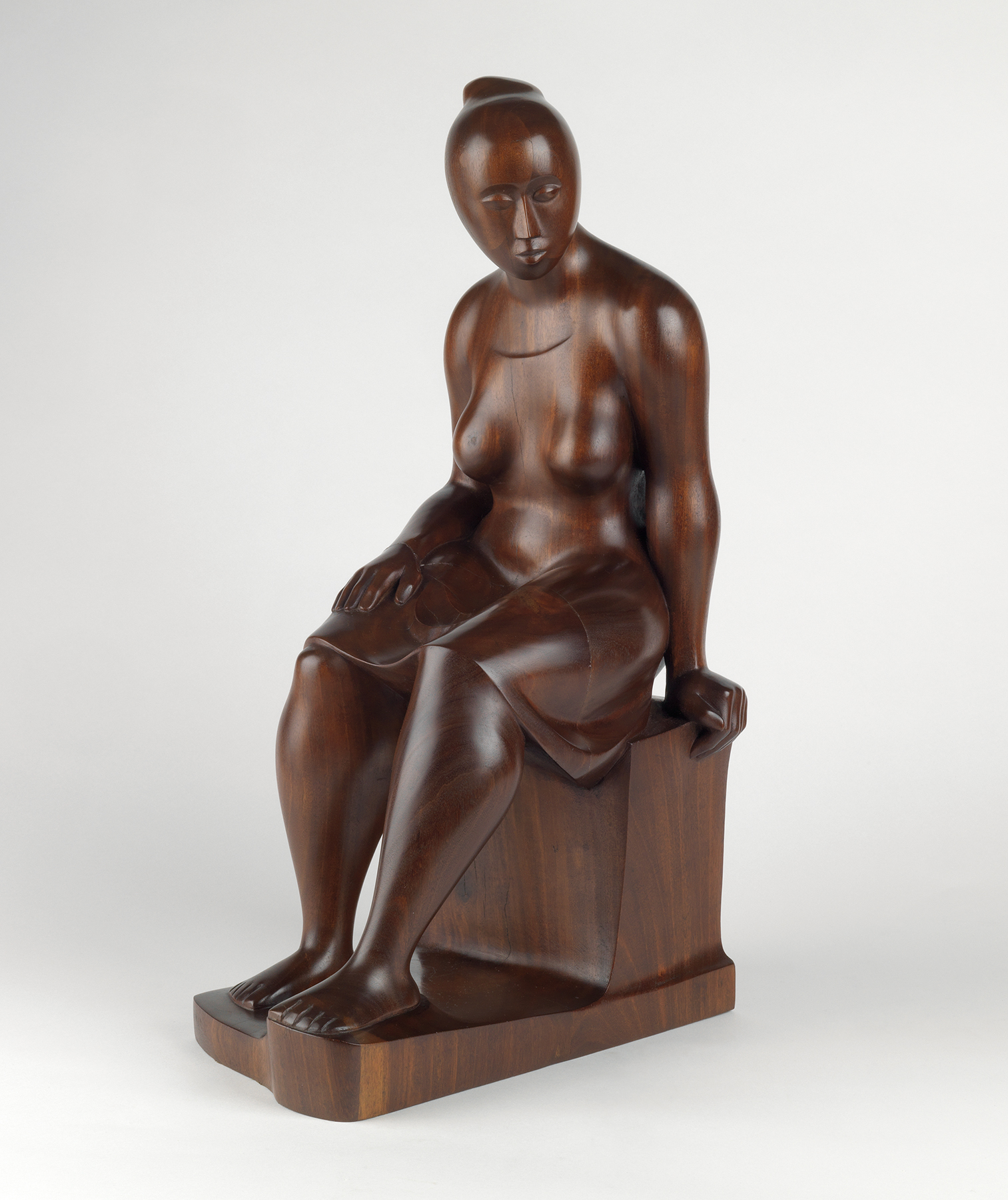 Elizabeth Catlett Sculpture Sells for $389,000 at New York Auction, New Record for the Trailblazing Artist -