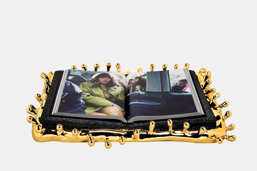 Afbeeldingsresultaat voor rihanna limited edition luxury supreme book