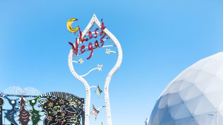 Tim Burton's Show at Las Vegas's