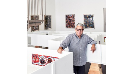 Lari Pittman Interview on Modernist Interiors