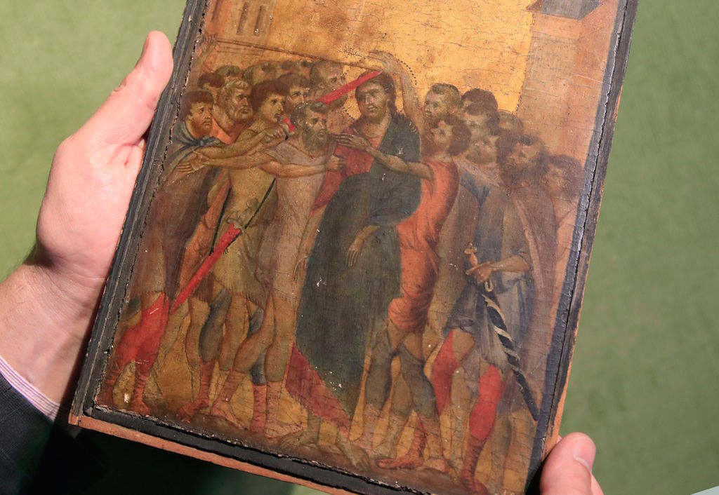 Rediscovered Cimabue Painting Sells for $26.8 M., Dealer Ronald Feldman Retires, and More: Morning Links from October 28, 2019