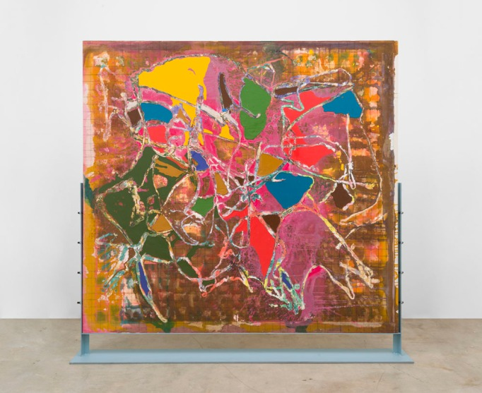 Review Dona Nelson Painting The Magic Mountain At Michael