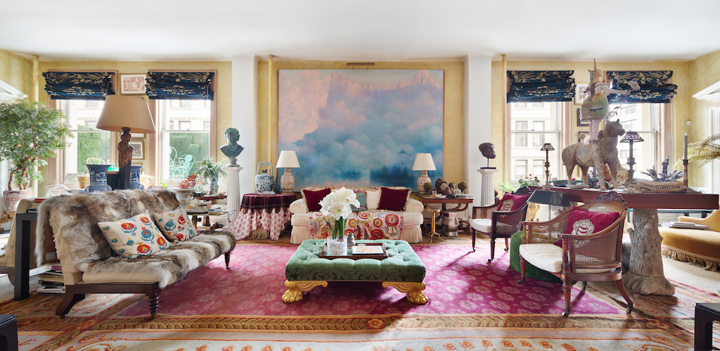 Picasso Biographer John Richardson's New York Manse Is Available for $7.2 M.: Look Inside