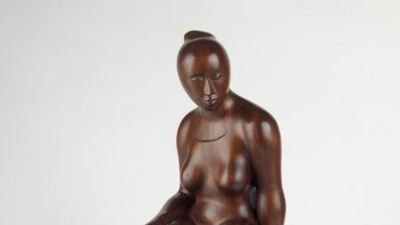 Elizabeth Catlett Sculpture Sells for $389,000