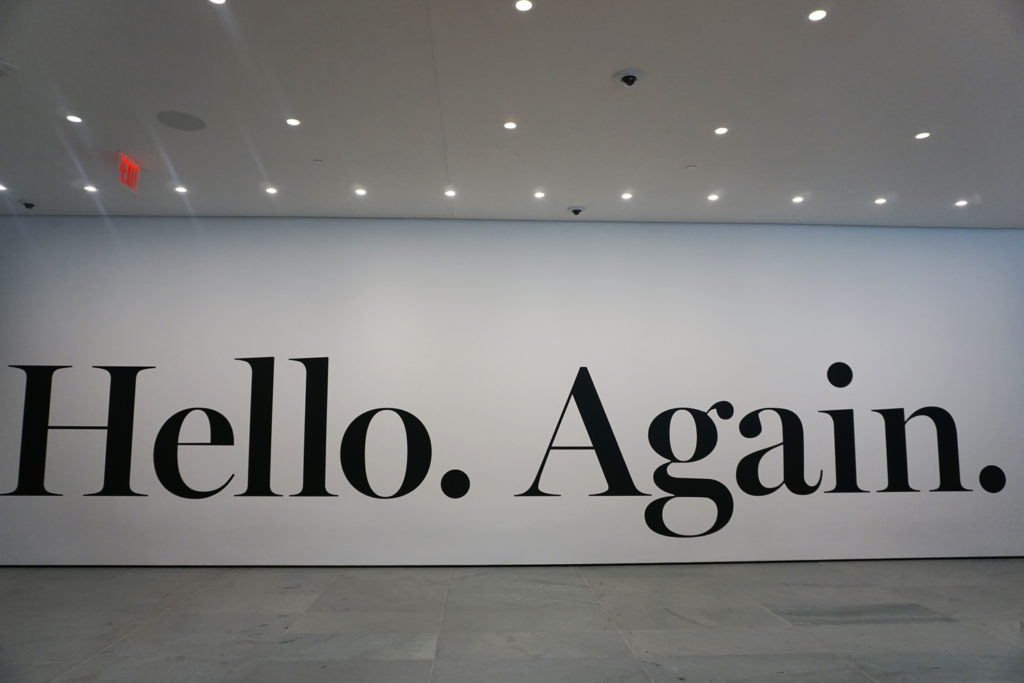 A Look Inside the New MoMA: Part 1