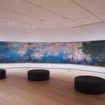 Claude Monet's three-panel Water Lilies, 1914–26,