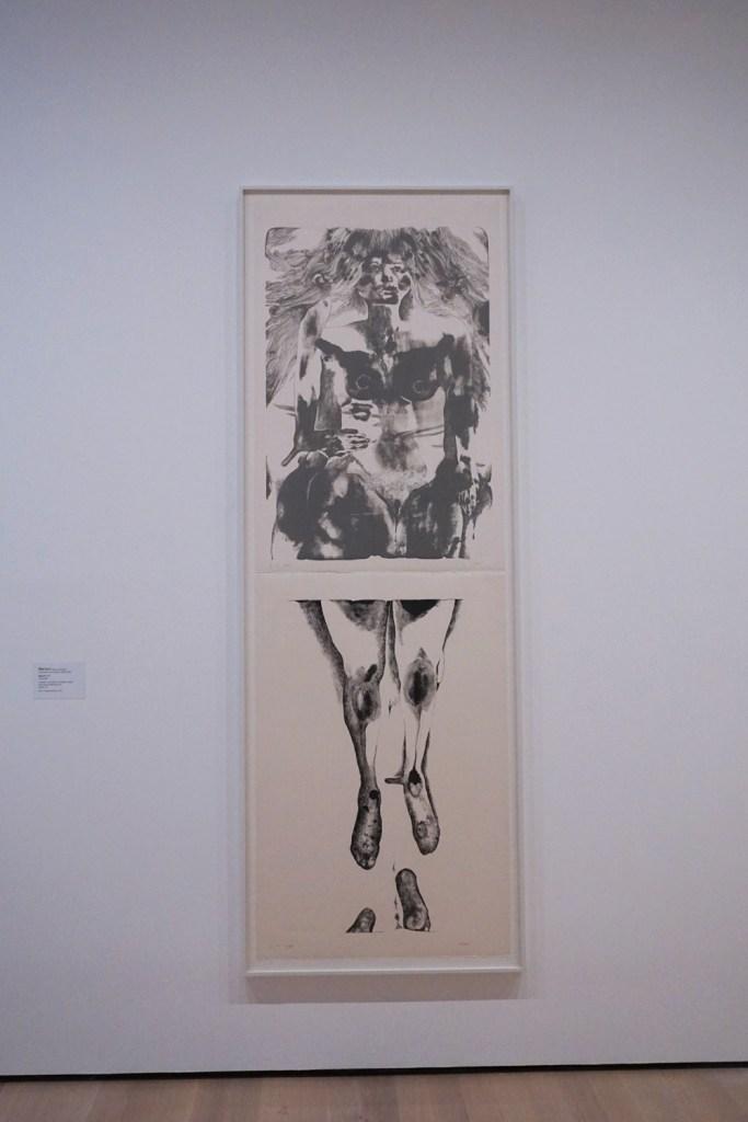Marisol, Diptych, 1971