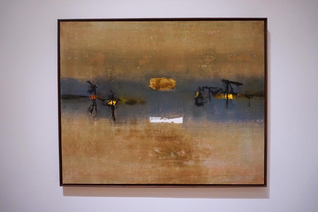 V. S. Gaitonde, Painting, 4, 1962