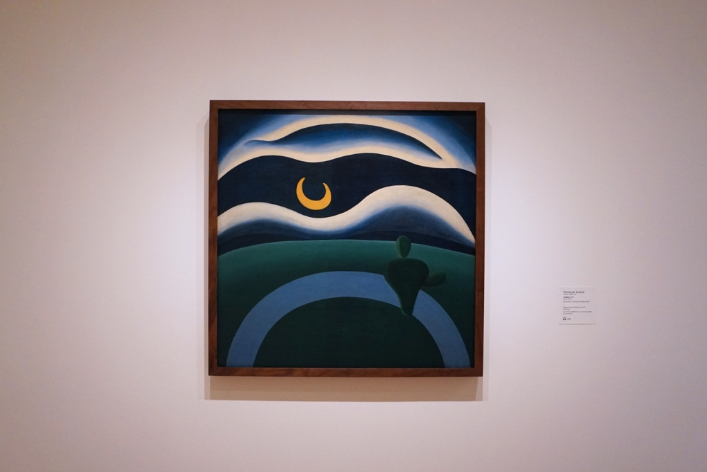 Tarsila do Amaral, A Lua (The Moon), 1928