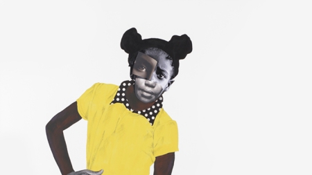 Review: Deborah Roberts's Collages of Black