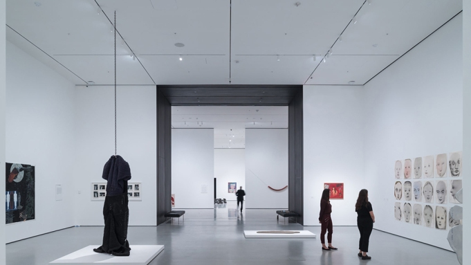 MoMA Reopens with Modern Art, Politics,