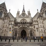 The Royal Courts of Justice in