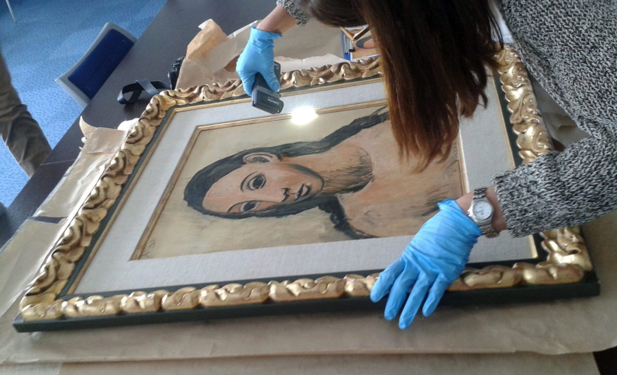 Spanish Businessman Accused of Smuggling Picasso Painting Could Face $111 M. Fine