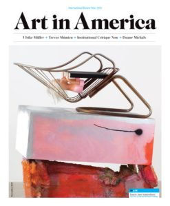 Art in America & Lowe Art