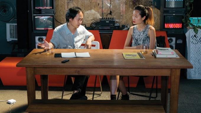 Tung-Hui Hu with Lucy Siyao Liu