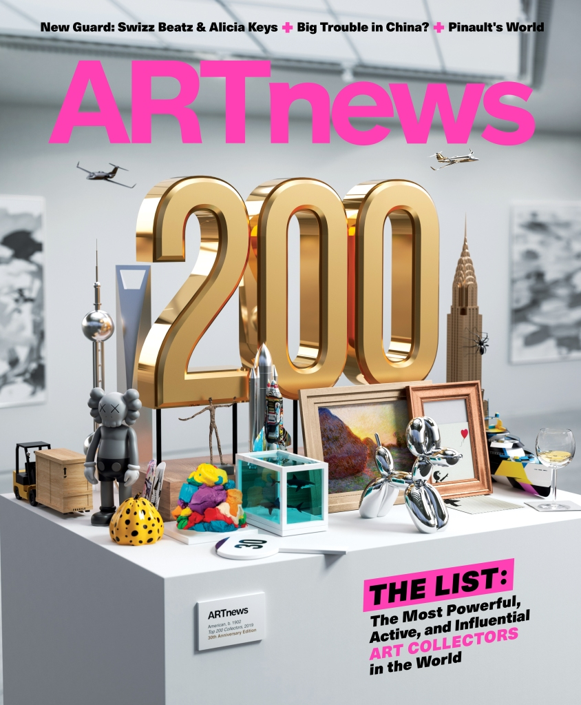 ARTnews Celebrates Frieze London With Yassmin