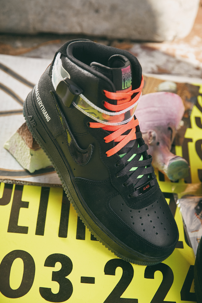 NIKE AIR FORCE 1 PREMIUM '07 WORLD LOVE COLECTION TOKYO 315,180 331 Nike Air Force One premium world love collection Tokyo