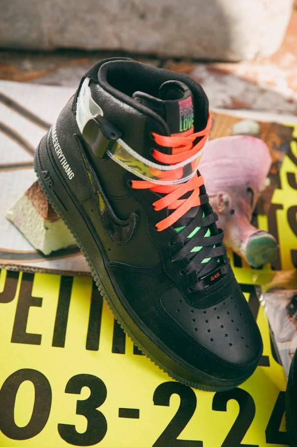 Lauren Halsey Teams Up With Nike For New Air Force 1 Design Artnews Com