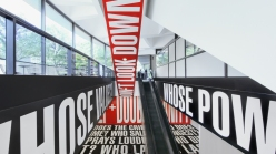 Barbara Kruger: Belief + Doubt, Hirshhorn Museum and Sculpture Garden