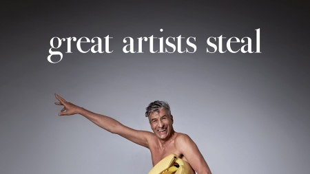 Maurizio Cattelan on Arte Generali promotional