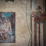 """Leda and the Swan"" fresco in"