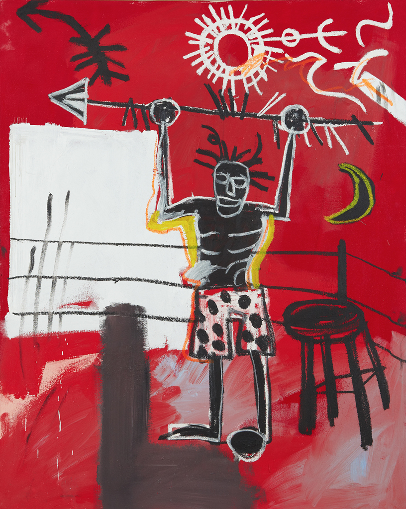 KAWS Mania, Buying Frenzy Over Julie Curtiss Painting Punctuate $108.1 M. Phillips 20th-Century and Contemporary Sale with 'Measured' Bidding