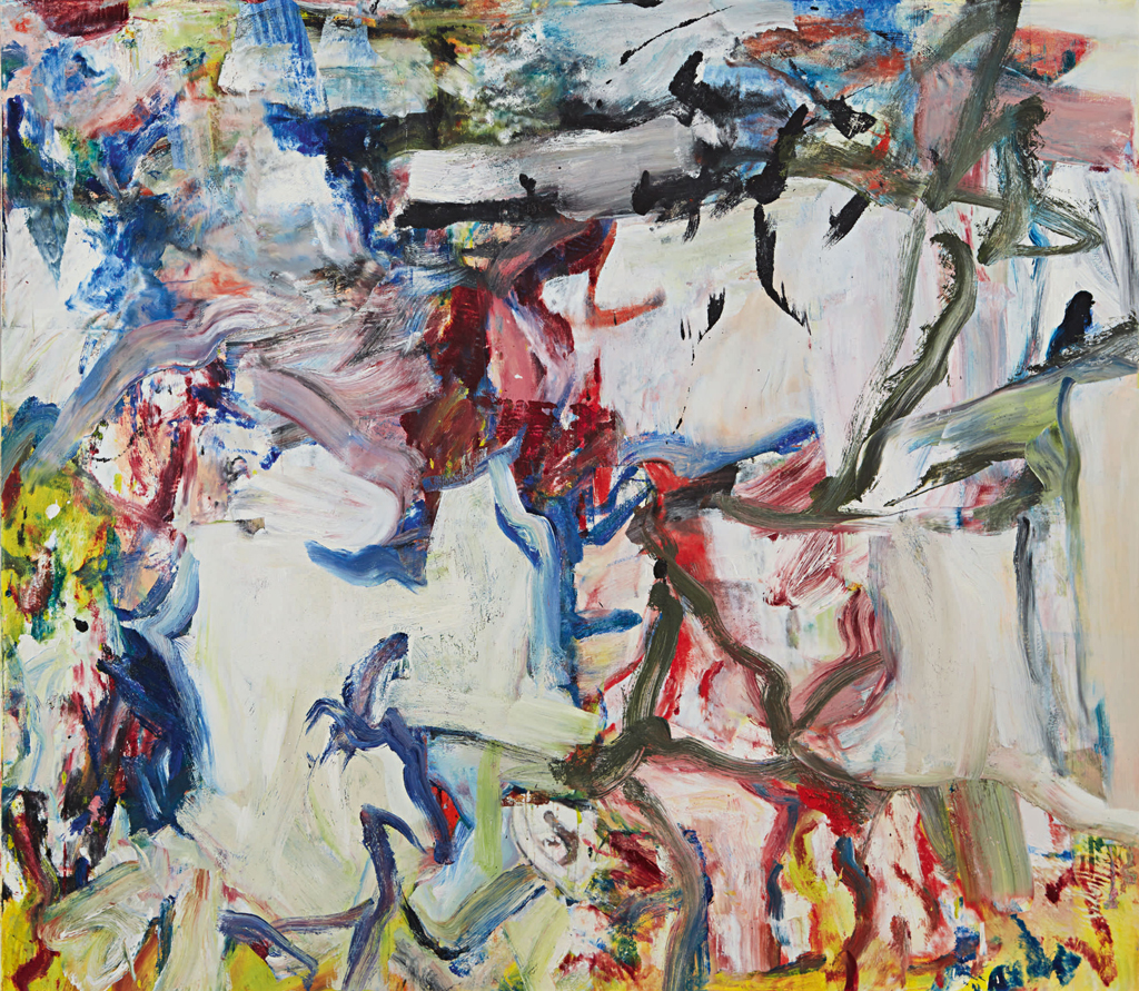 Angry Painter 2016 sotheby's new york takes in $270.7 m. in contemporary art