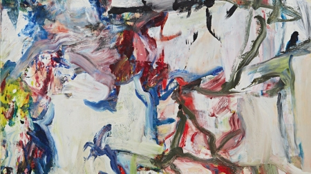 Willem de Kooning, Untitled XXII, 1977,