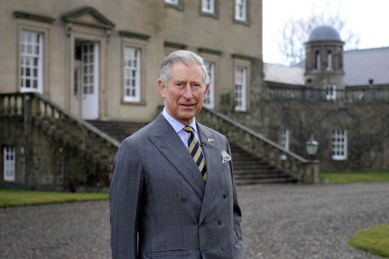 $136 M. in Art on View at Prince Charles's Home Are My Fakes, Forger Claims