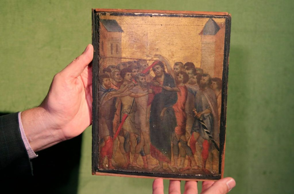 France Blocks Export of Prized $26.6 M. Cimabue Painting