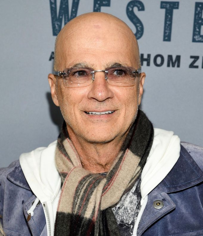Music producer Jimmy Iovine attend the