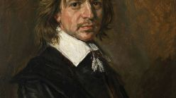The allegedly fake Frans Hals painting at the center of the Sotheby's lawsuit.