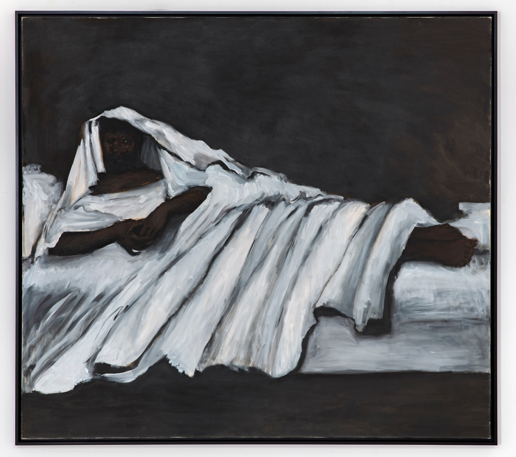 Lynette Yiadom Boakye, Kasbah, 2008, Fredriksen collection