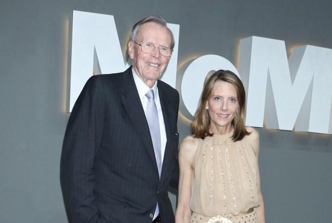 Donald Marron and Catie MarronThe Museum