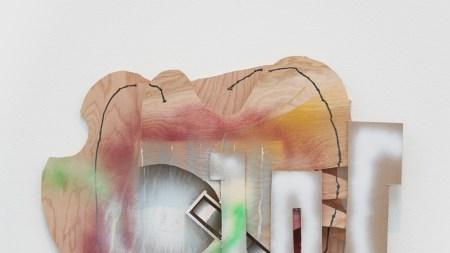 Richard Tuttle ,Terpsichore (dance), 2019.