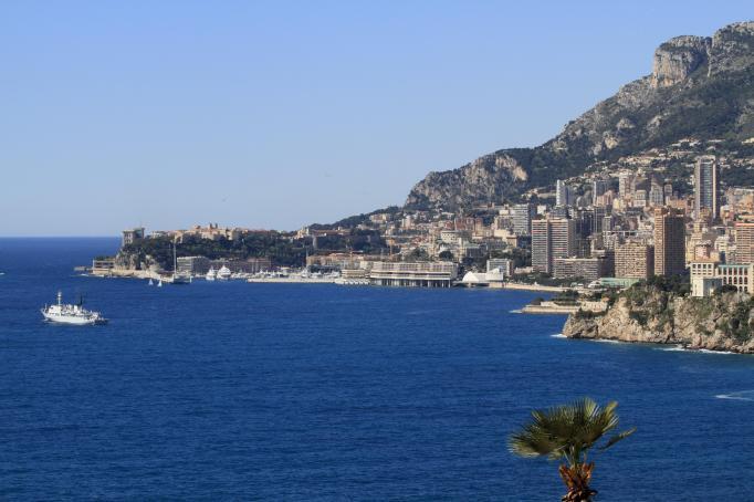 The Principality of Monaco.